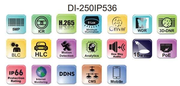 DI-250IP536
