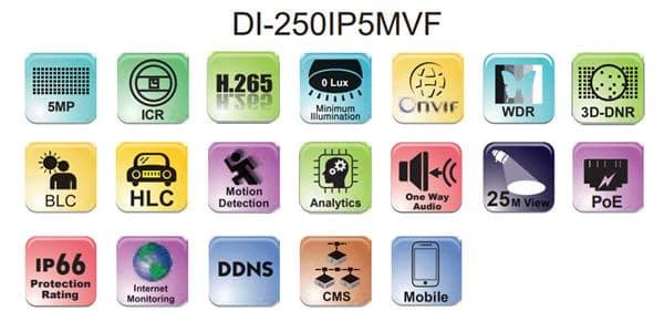 DI-250IP5MVF