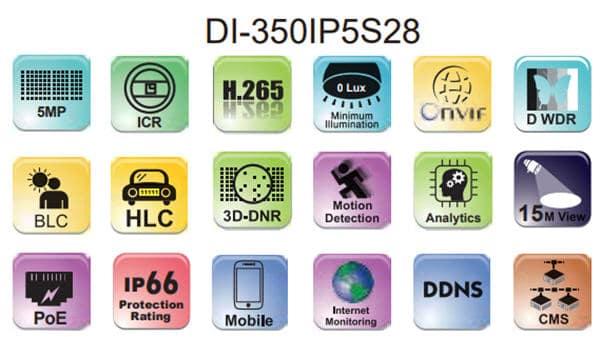 DI-350IP5S28