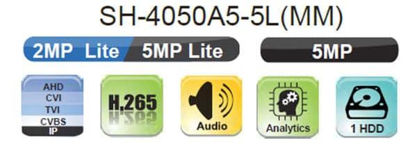 SH-4050A5-5L